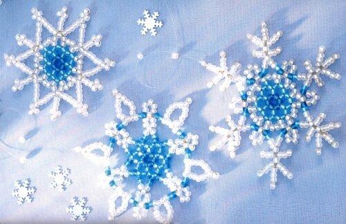 Несколько вариантов плетения