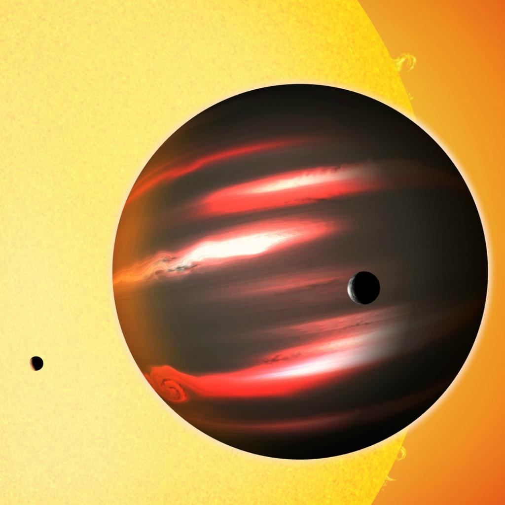 Чёрная Дыра, или болталка Солнечной Системы