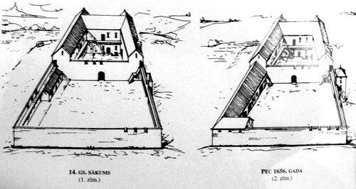 1-2 строительные периоды