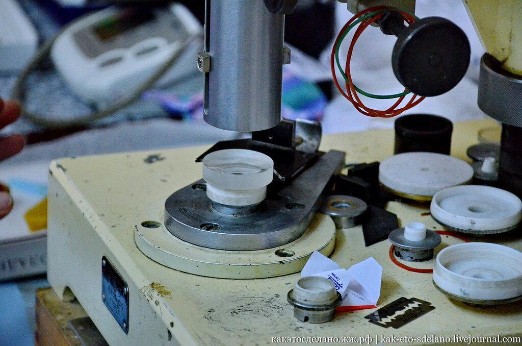 Как делают оптические прицелы. Эксклюзивный репортаж. Часть 1