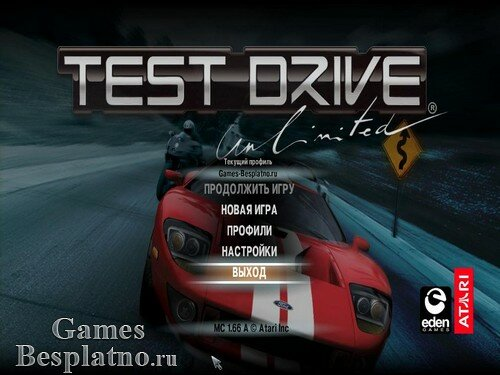 Test Drive Unlimited Gold (рус)