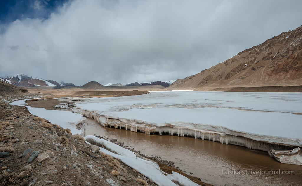 Перевал Ак-Байтал, Таджикистан