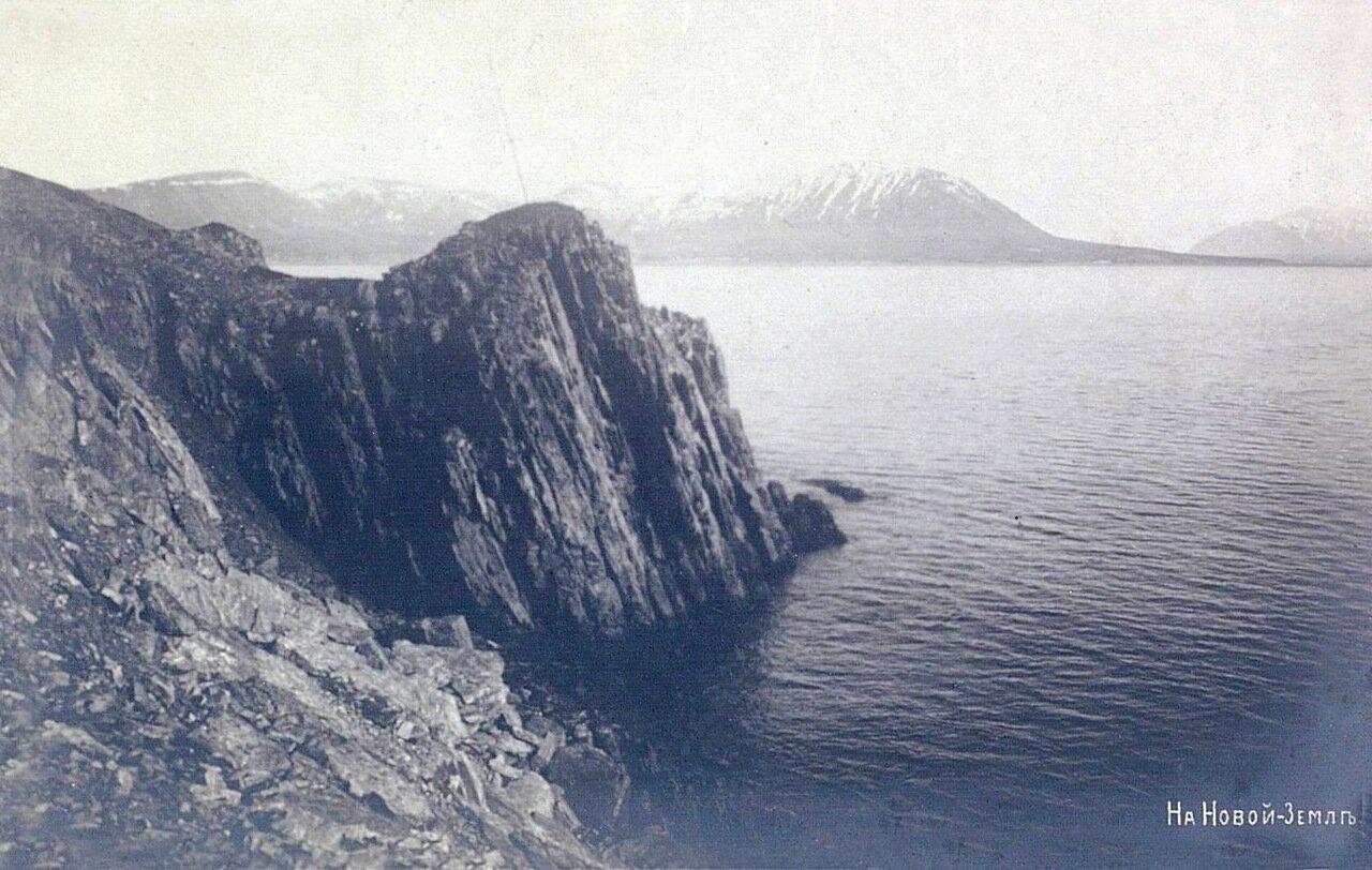 На Новой Земле 1912.