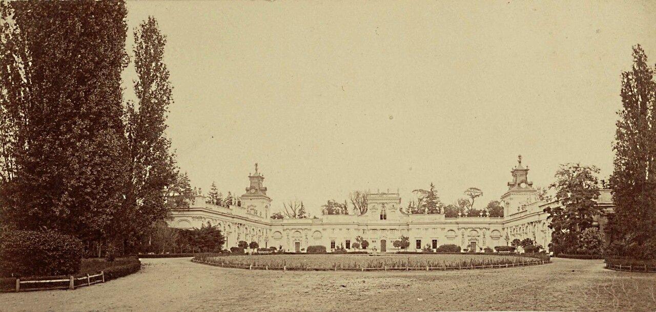 Вилянувский дворец. 1880-е