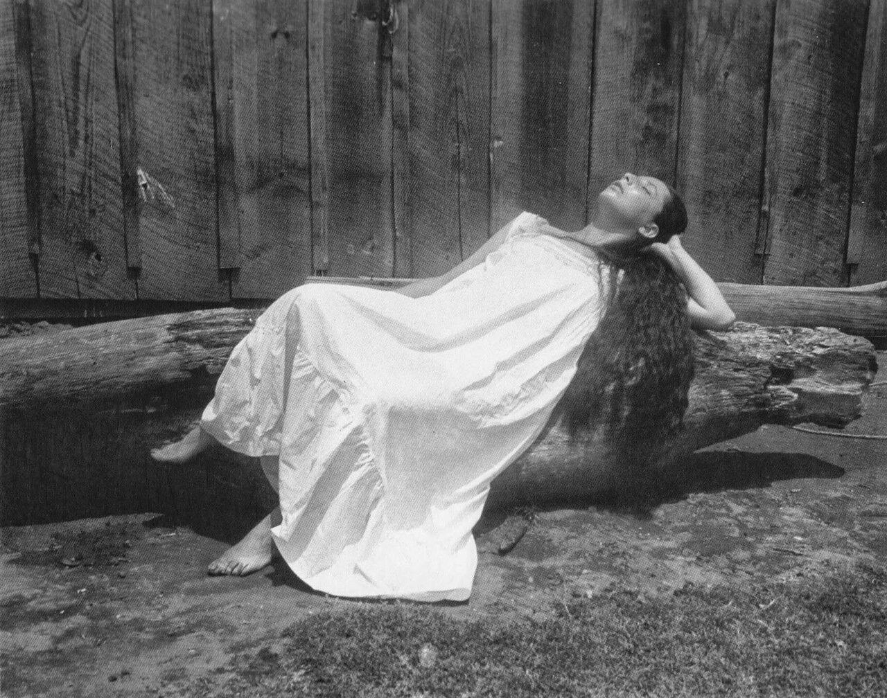 1941.Сновидения (Изабель Вильясеньор, киноактриса)