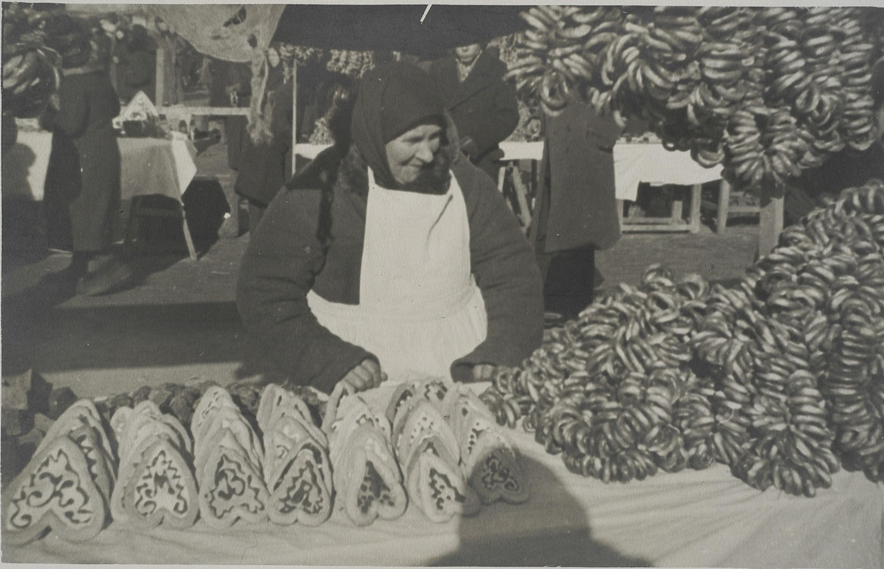 Торговля возле Костела Св. Казимира