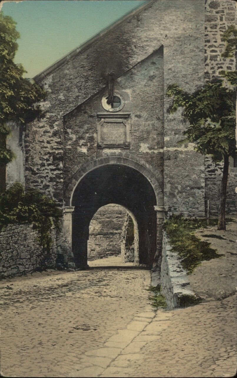 Ворота Батория