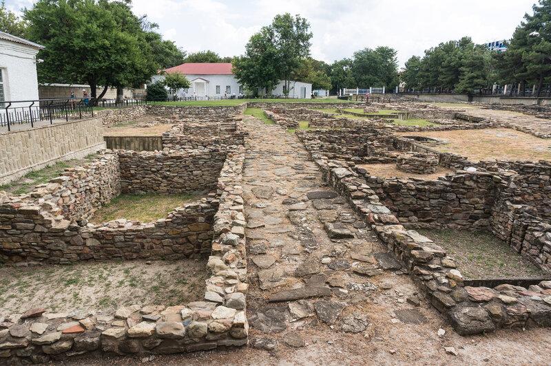 Античные переулки
