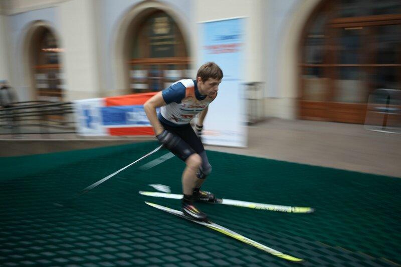 Лыжный салон в Гостином Дворе