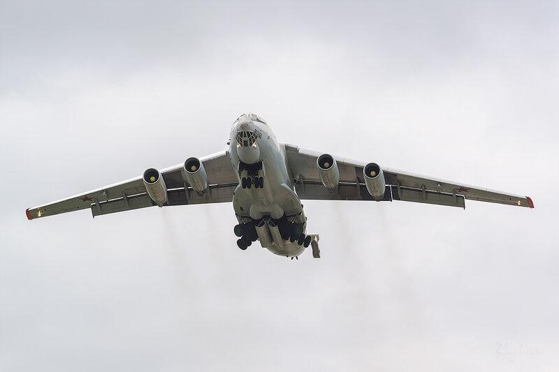 Ильюшин Ил-78М (RF-94283 / 80 синий) ВВС России D802599