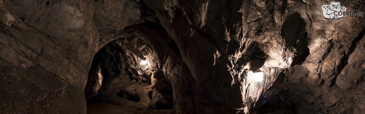 Виртуальный тур Тавдинские пещеры