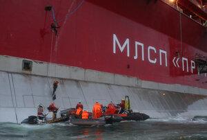 Greenpeace Russina Arrests