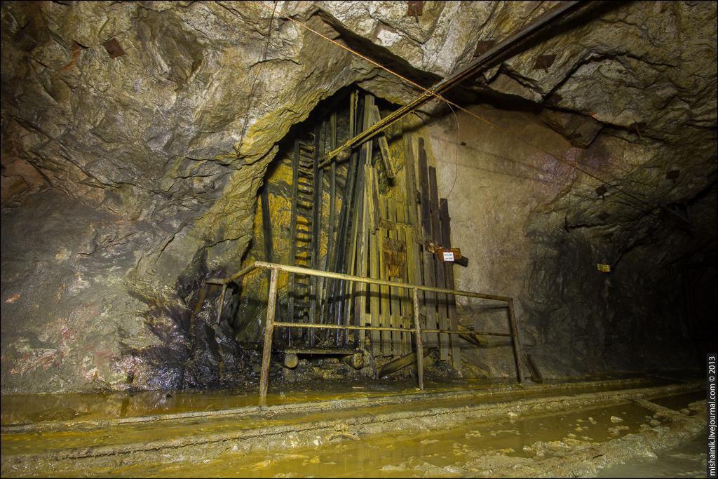 Достать до дна - заброшенная шахта