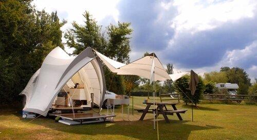 Передвижной дом - палатка