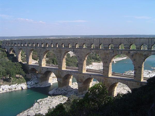 древнеримский мост