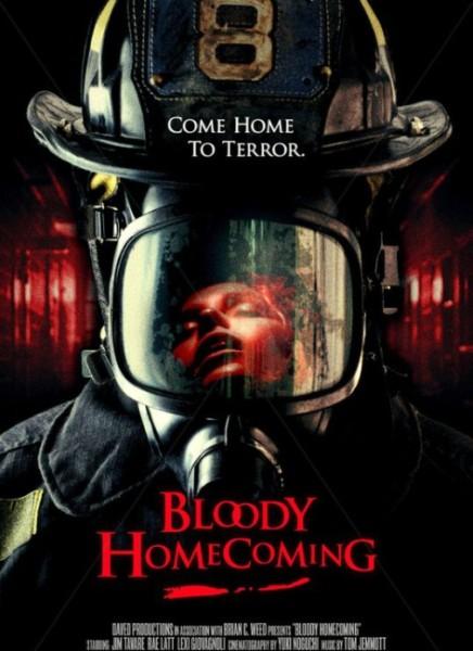 Кровавое возвращение / Bloody Homecoming (2012) WEB-DLRip