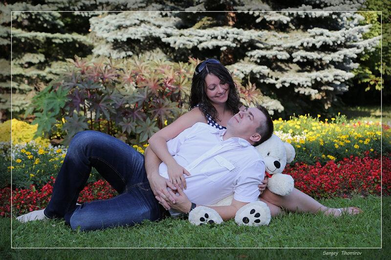 Love Story. Андрей и Лена.
