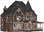 Haunted House Element #1 by Creationz by WitchysHeart.png
