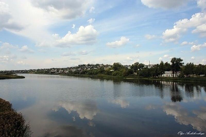 Красивые пейзажи Челябинской области (24.10.2013)