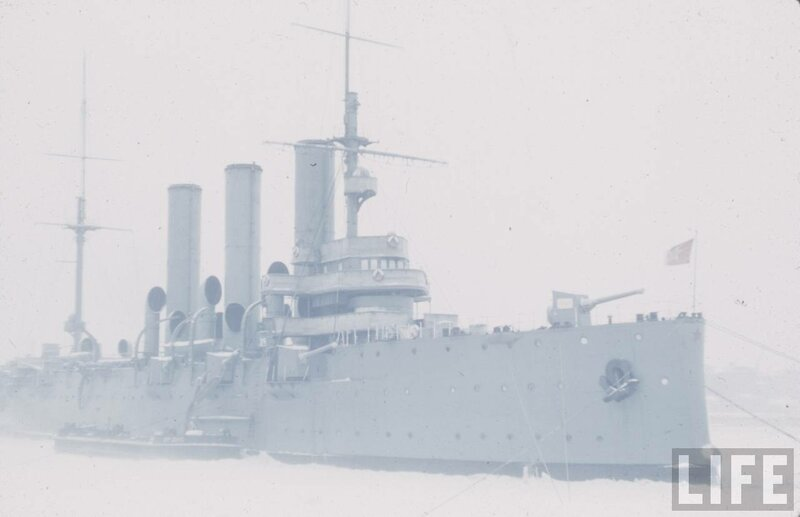 Cruiser Aurora. ©Time Inc.Edward Clark