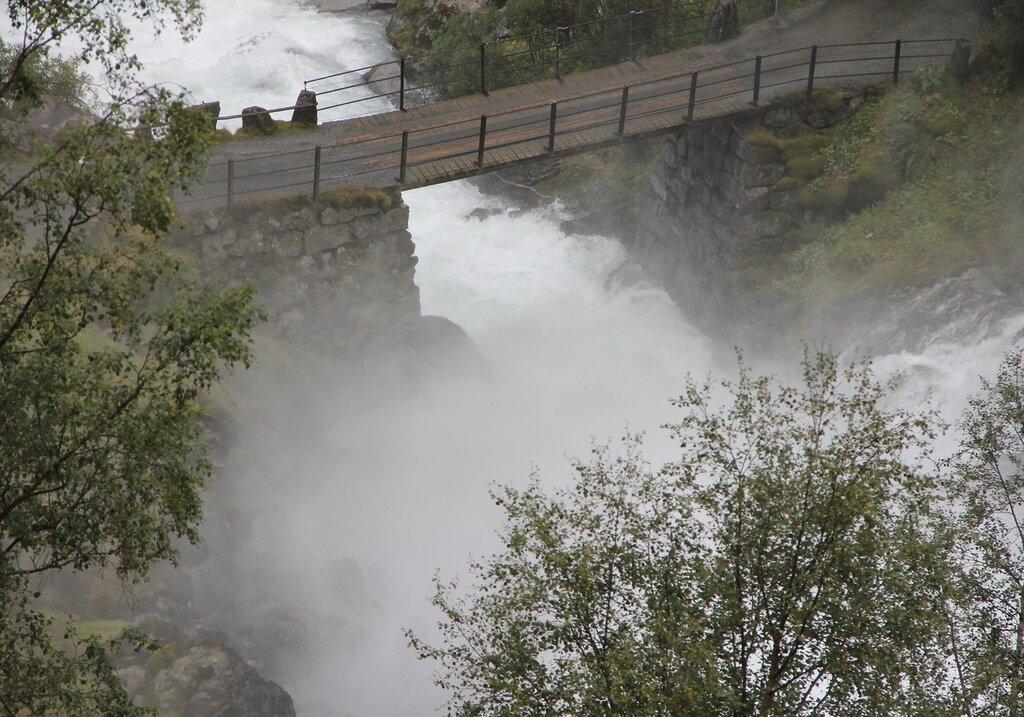 Водопад Клейвафоссен