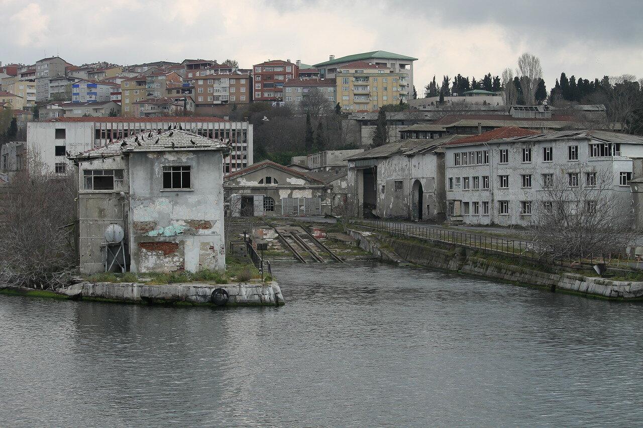 Стамбул. Верфи Халич (Haliç Tersanesi)
