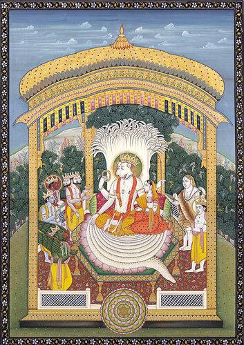 Narasimha_brahma_vishnu_shiva_garuda_and_devagan_pray_to