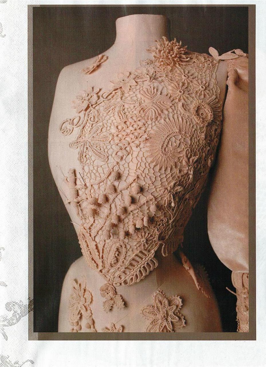 История вязания спицами. Первая вязаная одежда 72