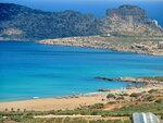 пляжи на Западе - Элафонизи и Феласерна