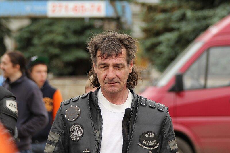 портреты байкеров мотослета «Союз Счастливцев»