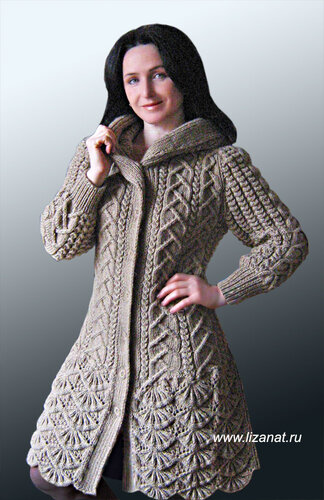 Пальто от Натальи Лок