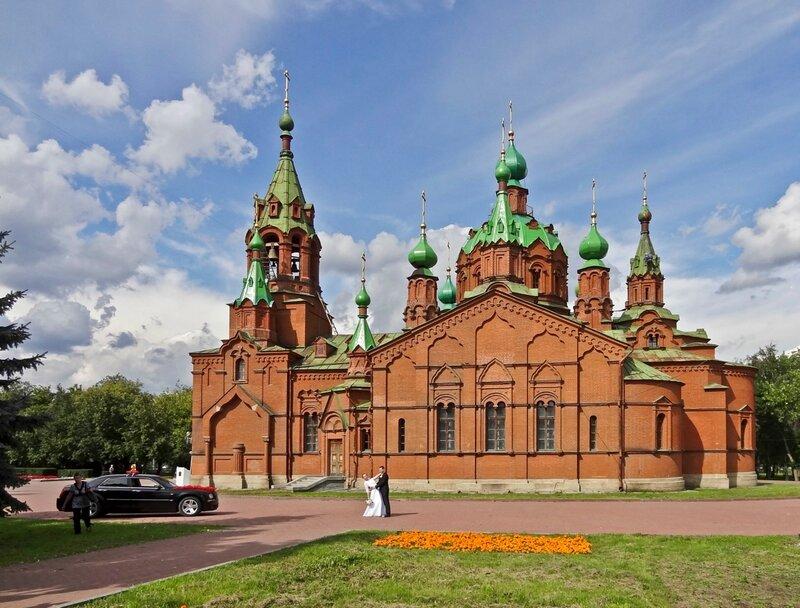 Челябинск в самом сердце древнего