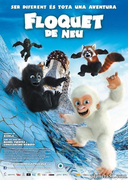 Снежок / Floquet de Neu (2011/DVDRip)