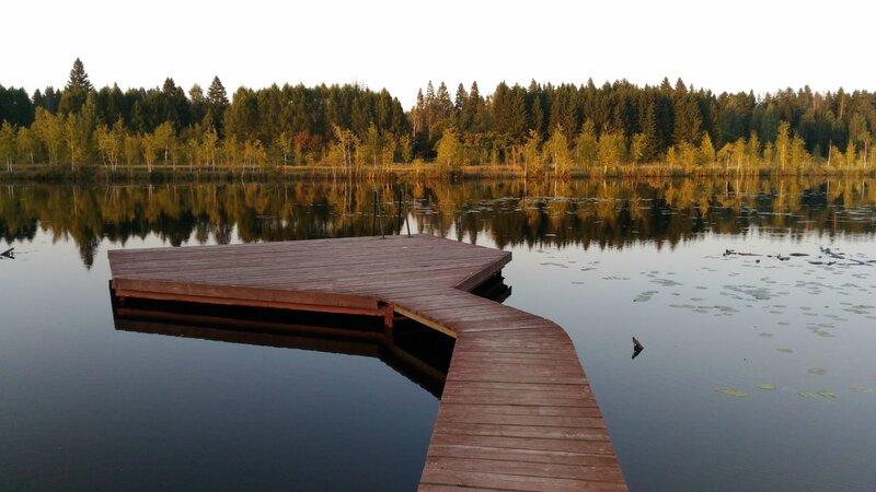 Купальня, Пчелинское озеро