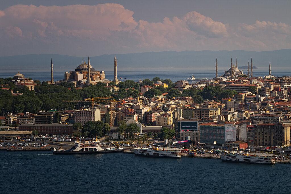 Стамбул летали