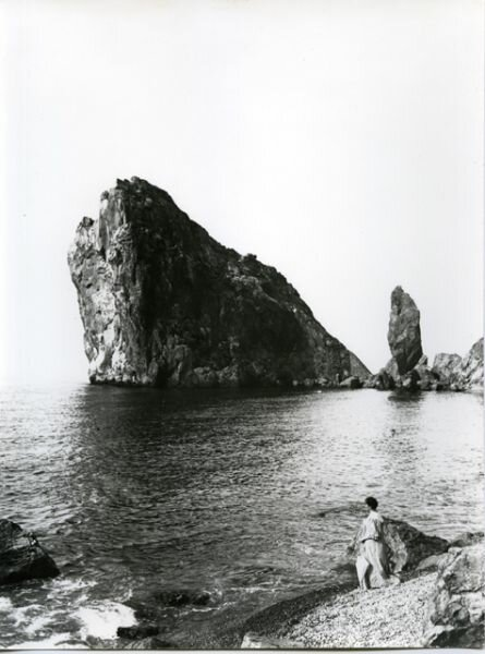 Скалы Дива и Монах