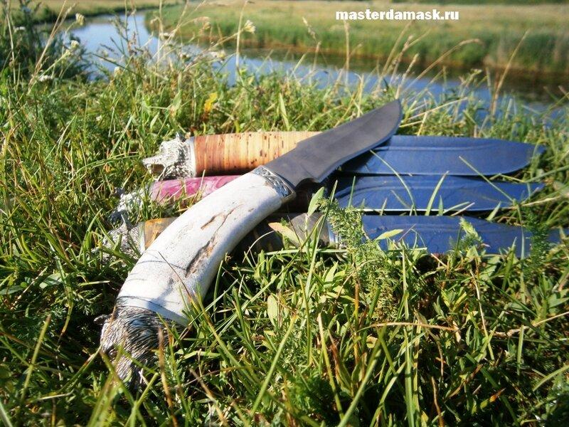 большой нож для охоты и рыбалки