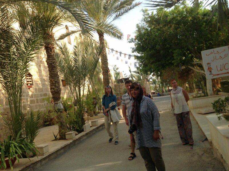 День четвертый. Монастырь Святого Герасима. Израиль. 2013.