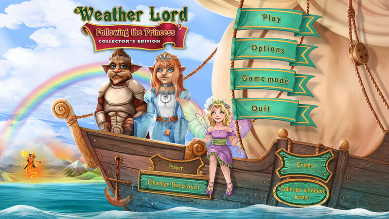 Weather Lord: Following the Princess CE