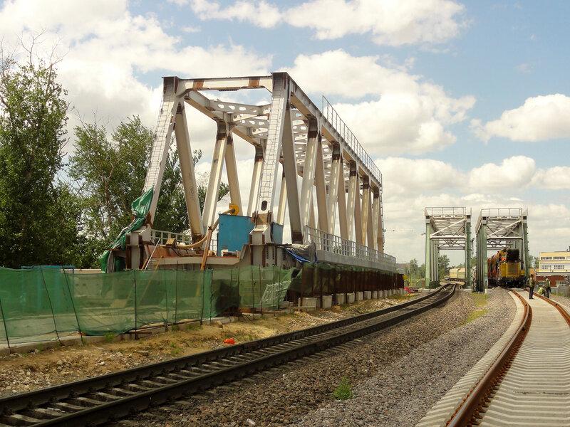 Мост около Дмировского шоссе