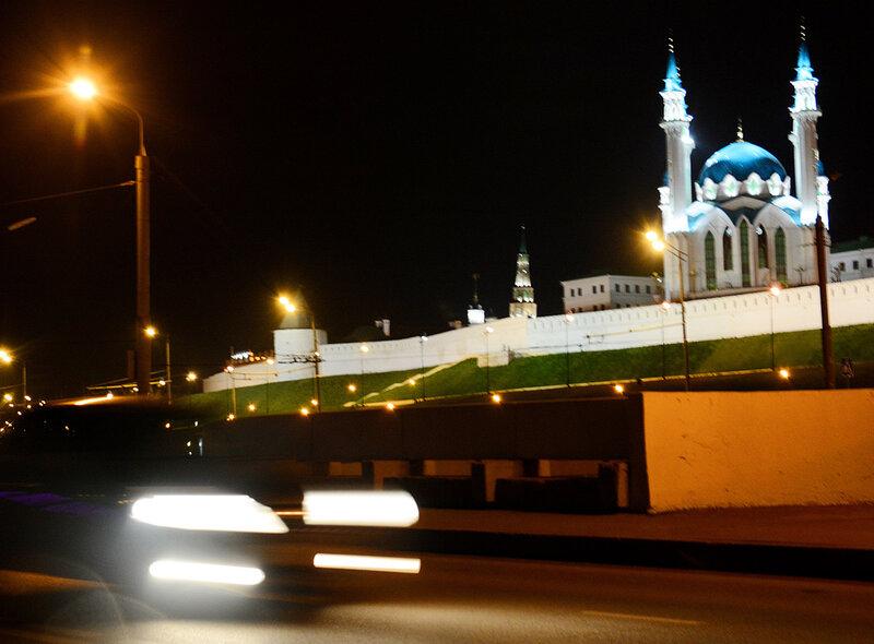 Мечеть Кул Шариф, Казанский Кремль