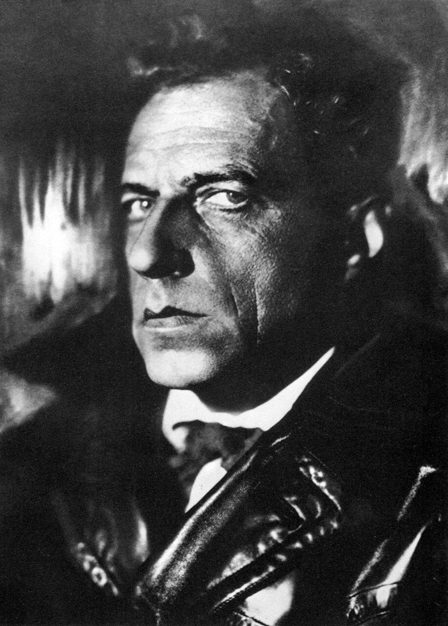 В. Э. Мейерхольд. 1932 год
