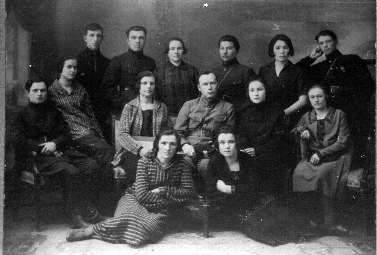 ОГПУ 20-е годы