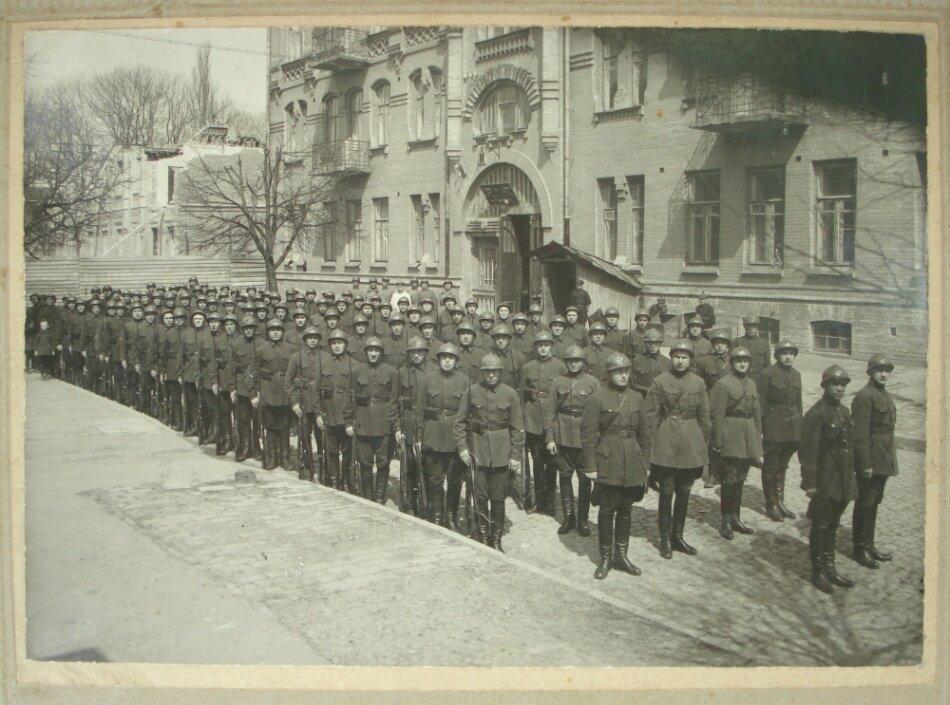 4 Украинский Краснознаменный полк войск ОГПУ им. Ф.Э.Дзержинского, 1927
