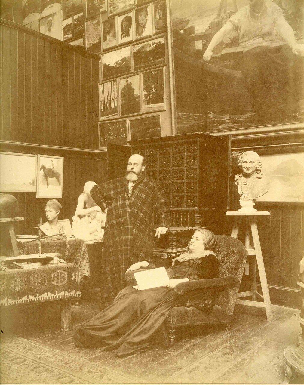 Бенар, Поль Альберт (1849—1934) — французский художник, директор Школы изящных искусств