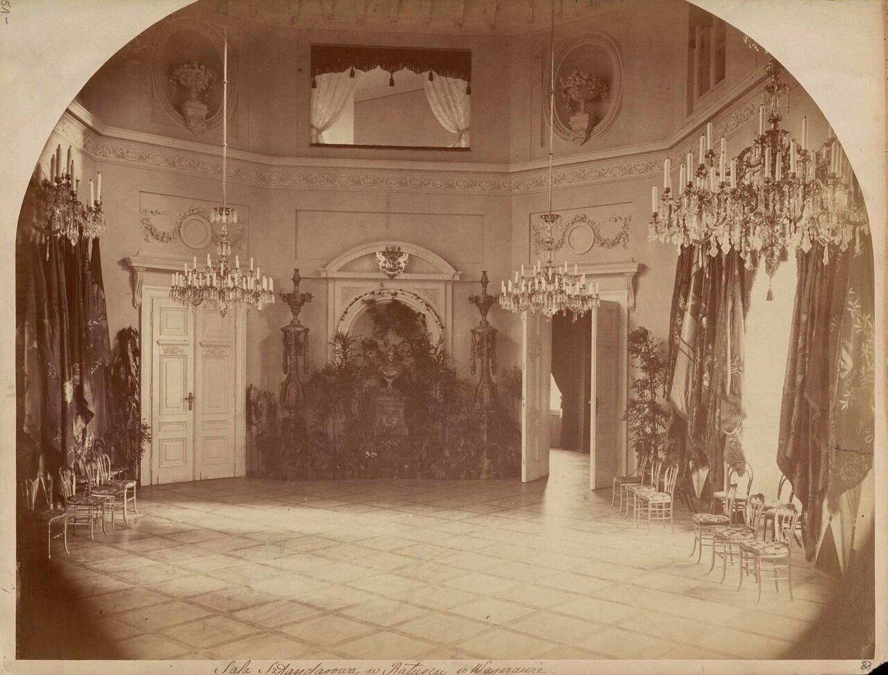 Дворец Яблонского. 1875