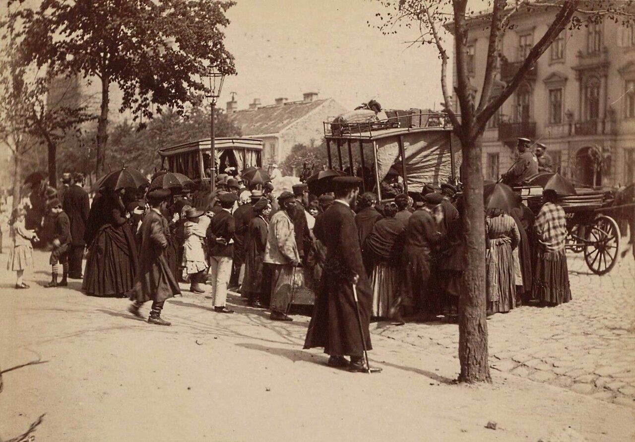 Иерусалимская улица. 1870