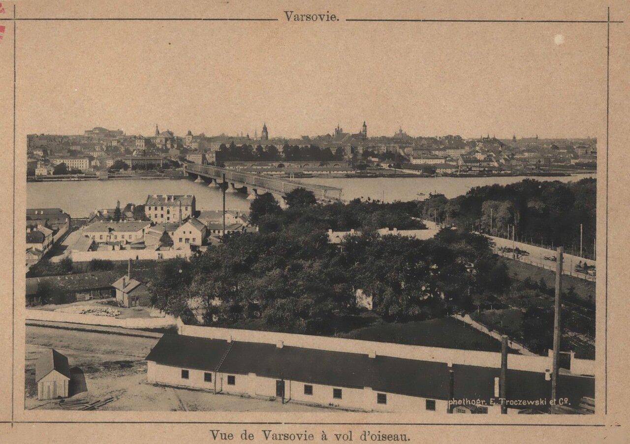 Вид на Пражское предместье. 1895