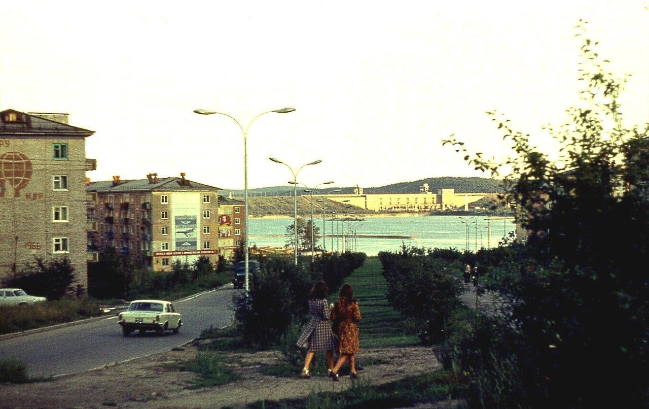 15.  Бульвар Постышева