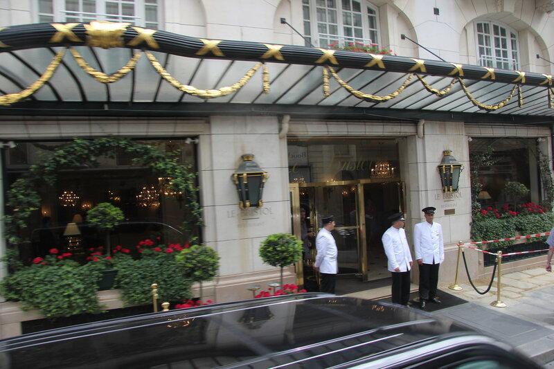 Hotel Le Bristol 5*